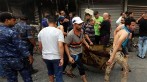 Iraq-mourns-victims-of-Baghdad-suicide-bombing