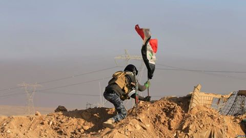 Mosul ေလဆိပ္ Iraq အစိုးရတပ္ေတြ ထိန္းခ်ဳပ္လိုက္ၿပီ