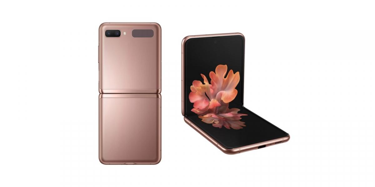 Snapdragon 865+ SoC သုံး 5G ဗားရွင္း Galaxy Z Flip တရားဝင္မိတ္ဆက္